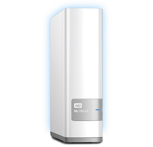 wp my cloud nas