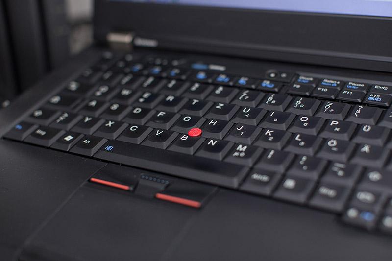 clavier ordinateur portable professionnel
