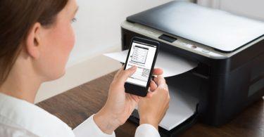 meilleure imprimante pour smartphone