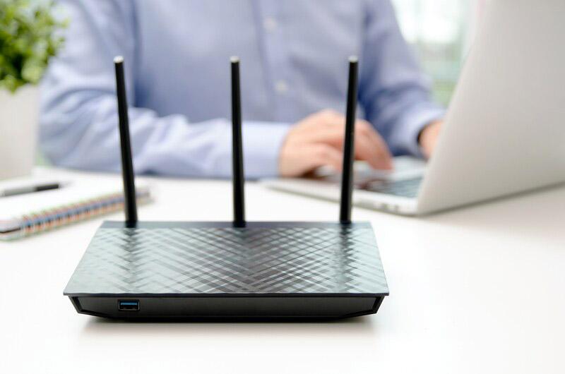 routeur wifi 3 antennes