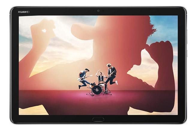 tablette huawei mediapad m5 avis