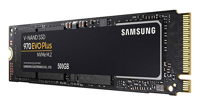 Samsung-SSD Interne 970 EVOPlus
