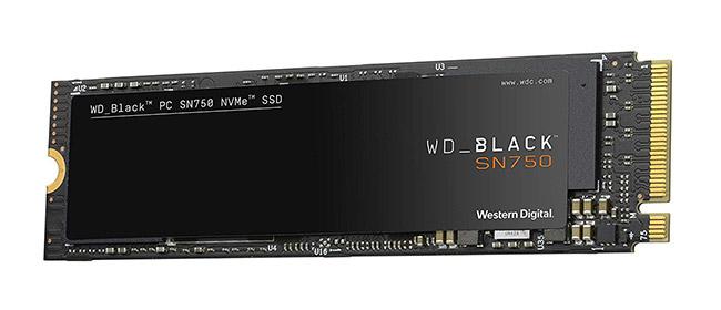 avis WD Black SN750