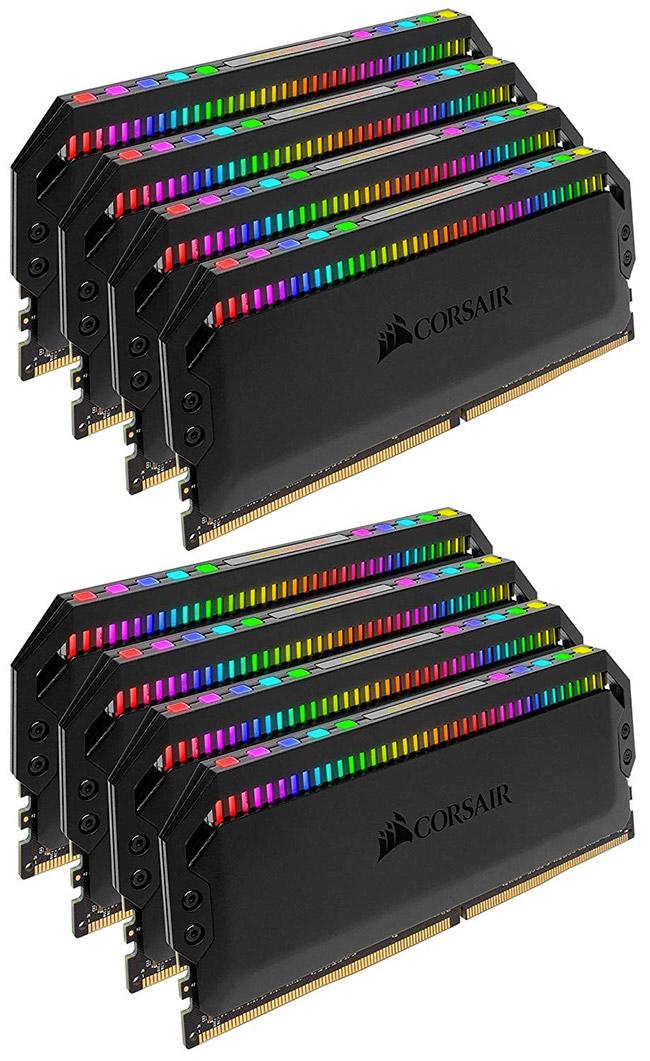 Corsair Dominateur Platinum 64go