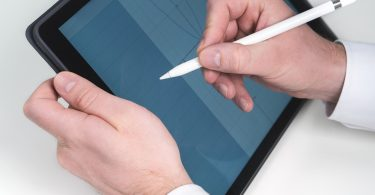 ipad ou tablette graphique