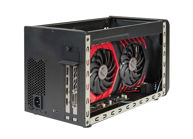 avis SoNNeT Technologies GPU-650WOC-TB3 Barebone