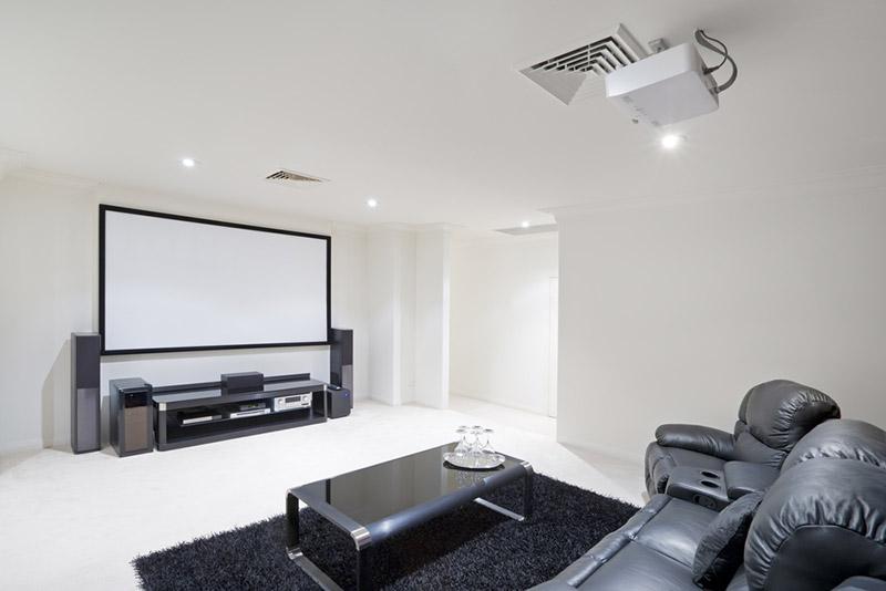 ecran videoprojecteur