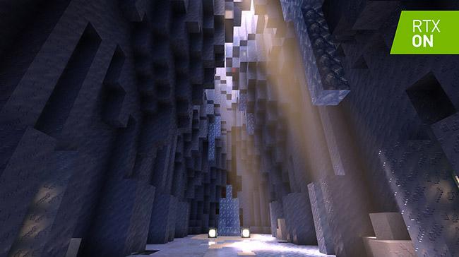 Minecraft sur RTX