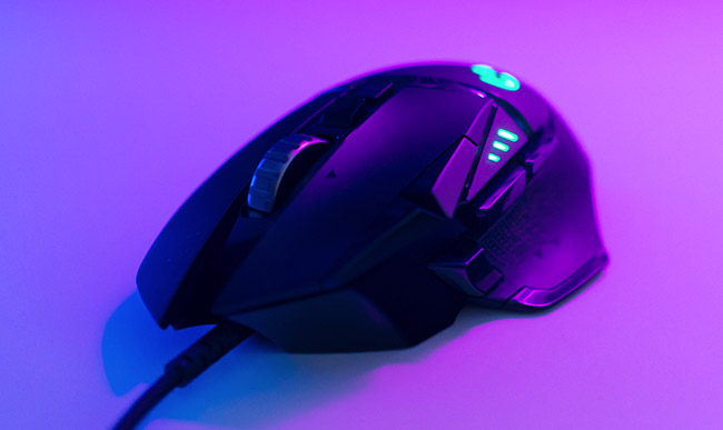 souris pour gaming