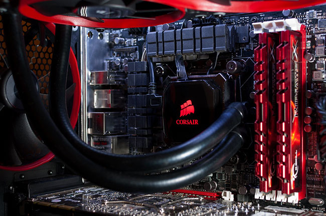 watercooling corsair