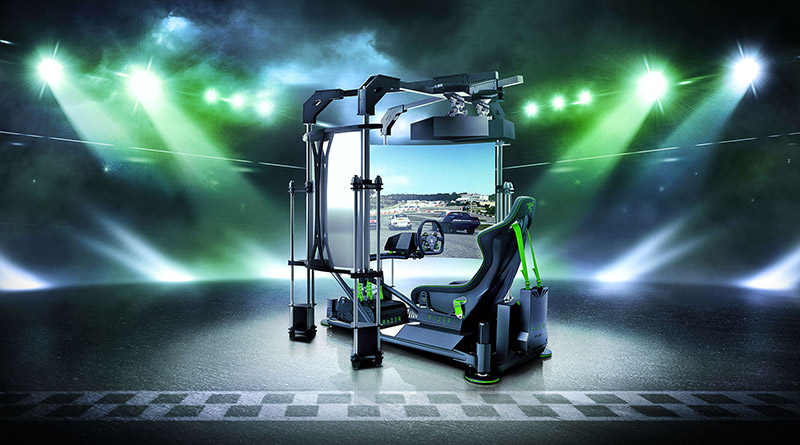 razer ultimate eracing simulator