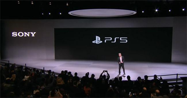 ces présentation logo ps5