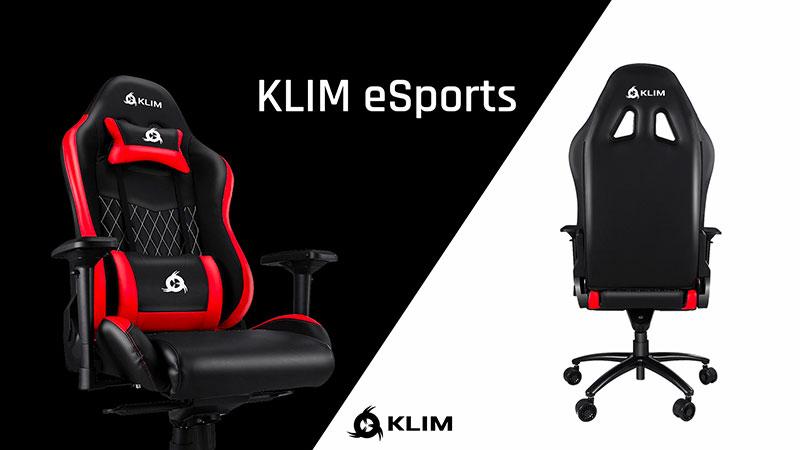 siege gamer Klim esports