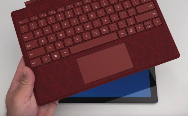 surface cover pour microsoft surface