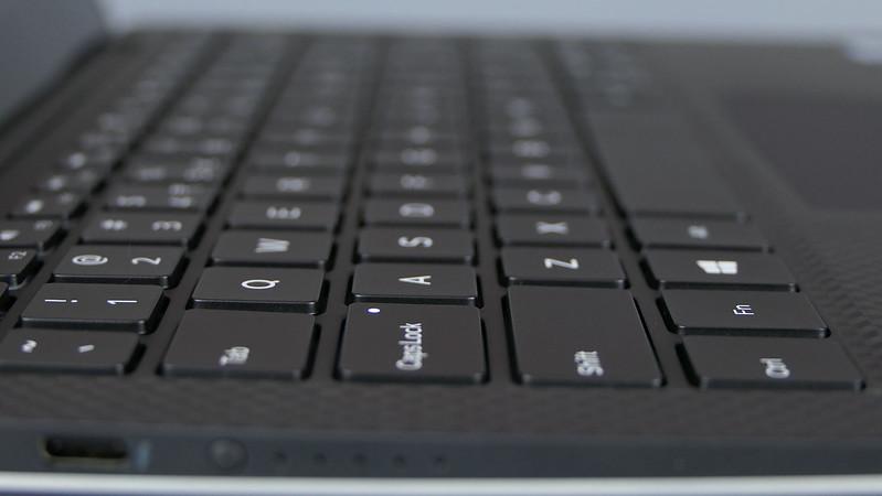 xps 13 clavier