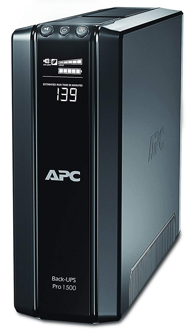 APC Back UPS PRO 1500G