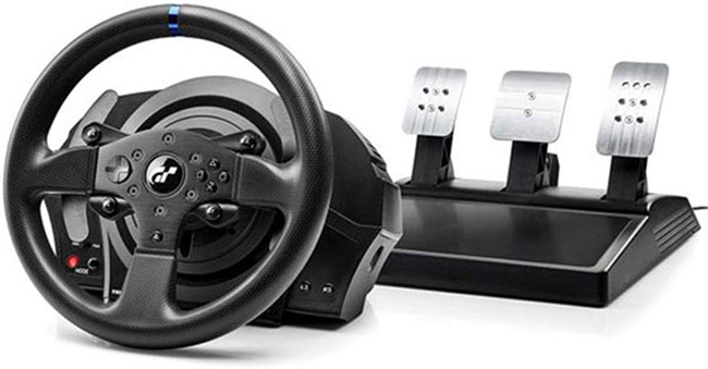 thrustmaster volant t300rs gt