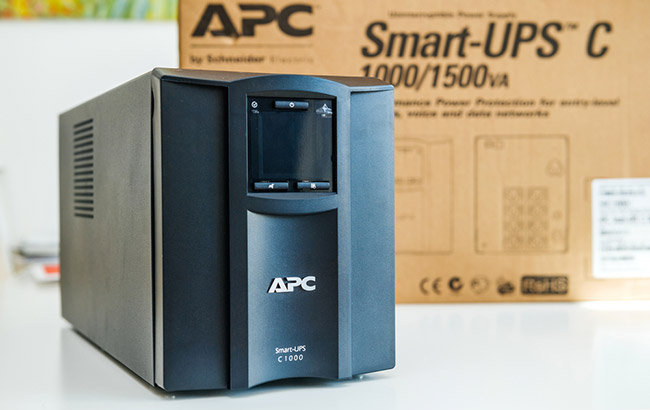 onduleur apc smart ups