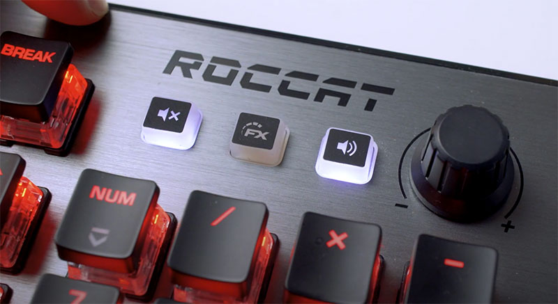 boutons roccat vulcan 120 aimo
