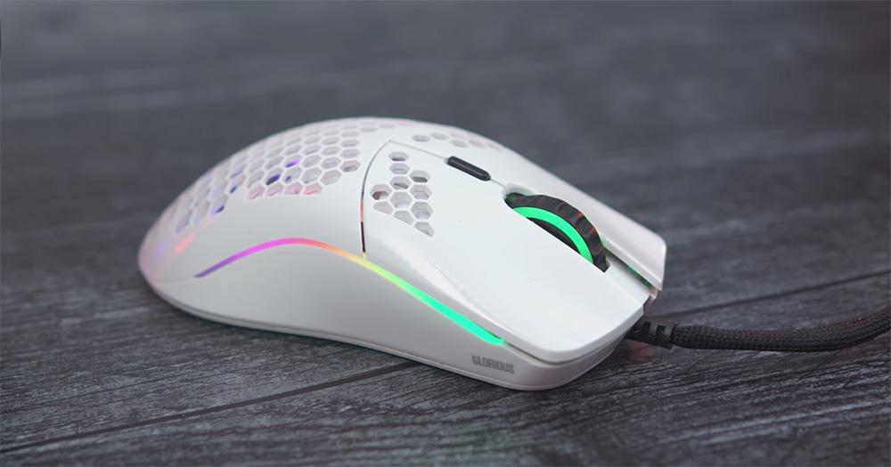 Glorious model o souris gamer original design