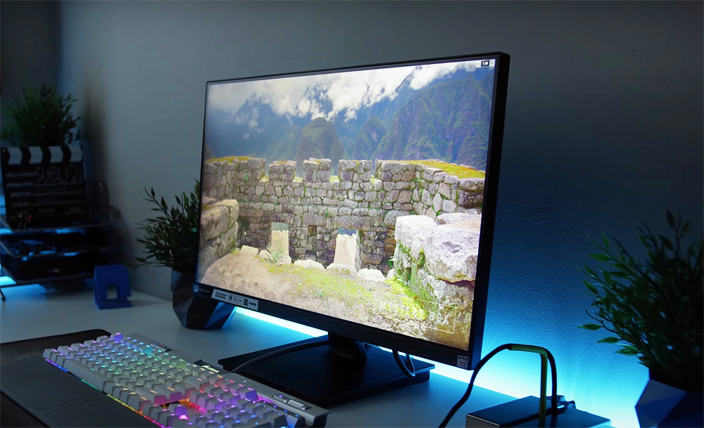 Iiyama Master Black Hawk G2530HSUB1 ecran gamer design
