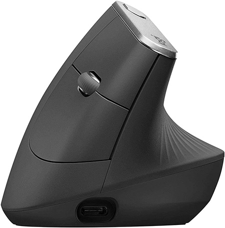 Logitech MX Vertical souris Ergonomique