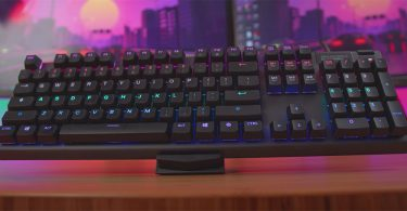 SteelSeries Apex Pro Clavier test