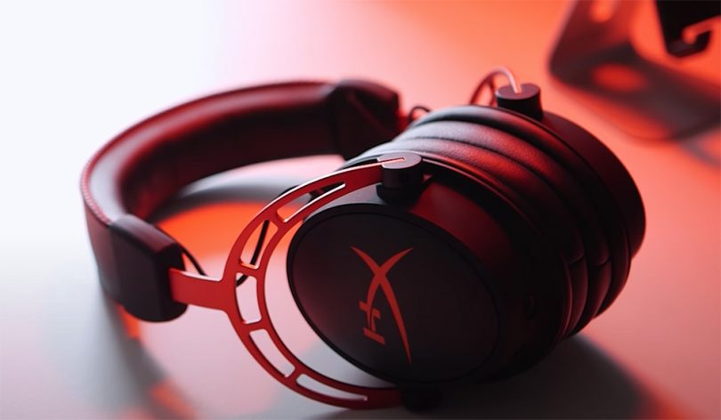 hyperX cloud alpha test