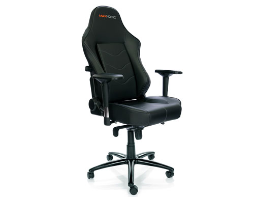 chaise gamer maxnomic leader black