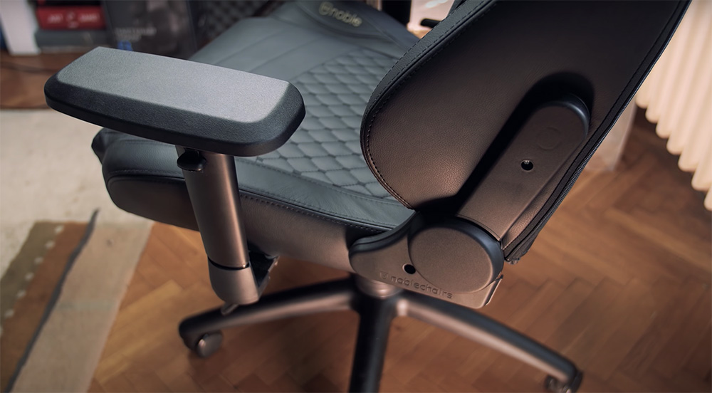 noblechairs Epic chaise gamer assise