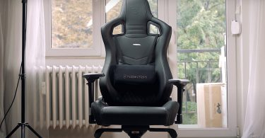 noblechairs Epic chaise gamer test