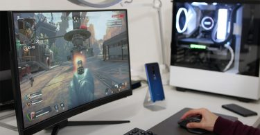 test msi OPTIX MAG241C ecran gamer