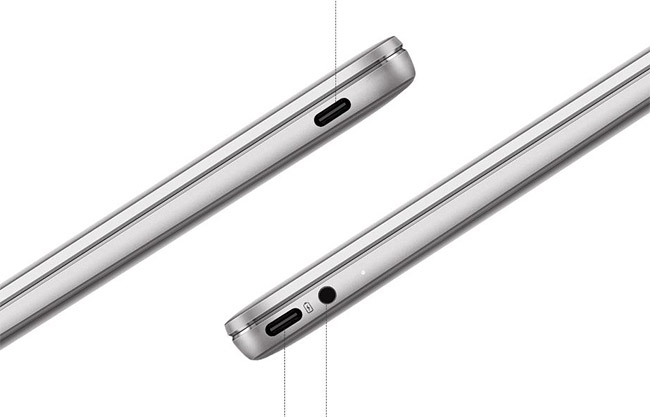 huawei matebook 13 connectiques