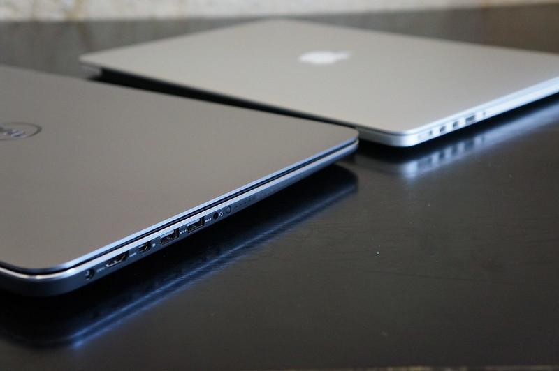 ultraportable macbook vs xps 13