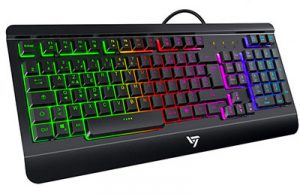 clavier ultra mince VicTsing