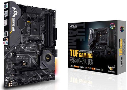 avis ASUS TUF Gaming X570-Plus