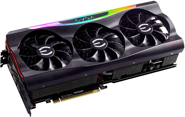 avis EVGA GeForce RTX 3080 FTW3