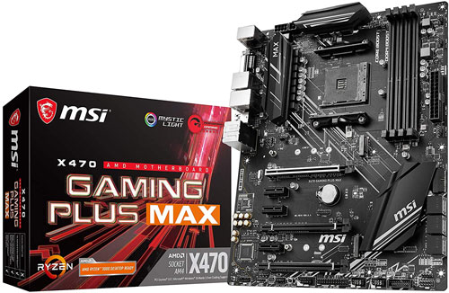 avis MSI X470 Gaming Plus Max
