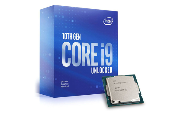 intel core i9 10900KF avis
