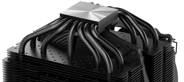 ventirad caloduc