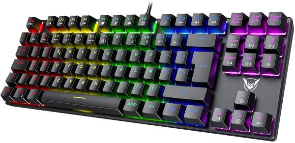 clavier gamer tkl