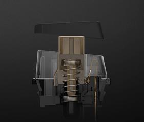 roccat switch Titan tactile
