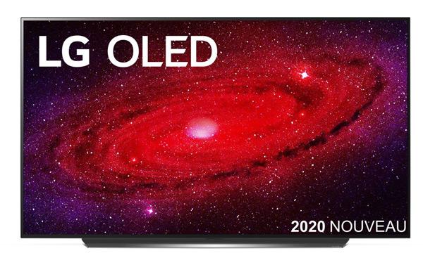 LG 77CX6 2020 avis