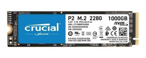 ssd nvme Crucial P2 1To