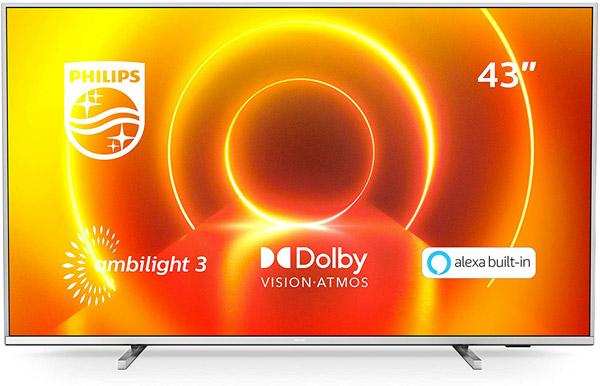 Philips 43PUS7855 Smart Tv avis