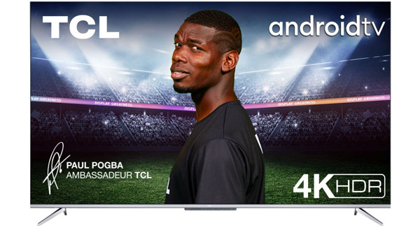TCL 43P718 Android TV avis