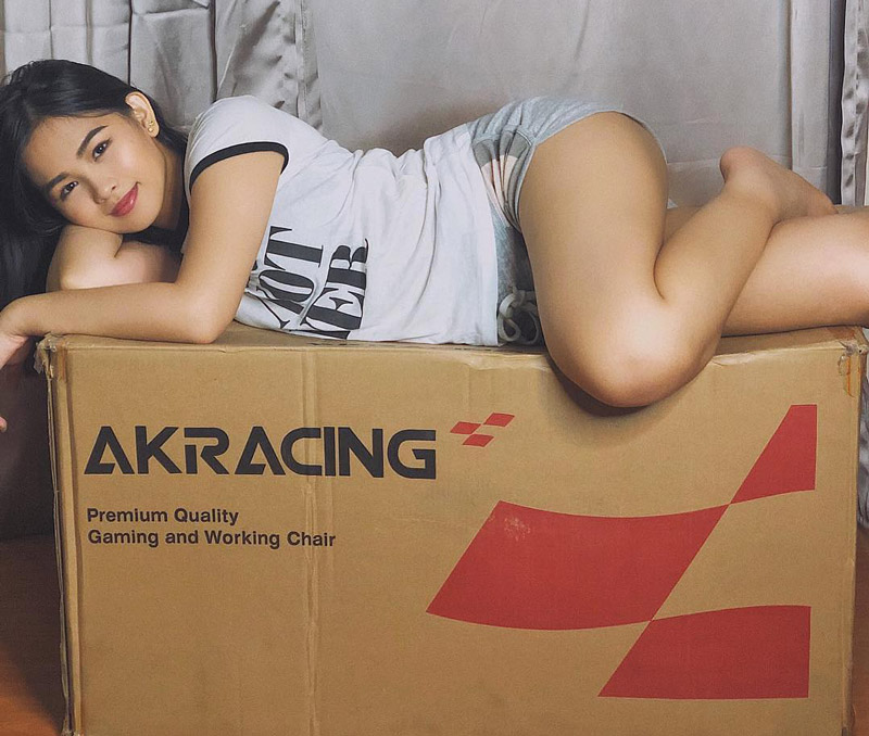 unboxing AKRacing