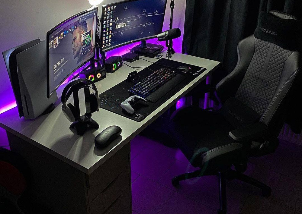 chaise gamer maxnomic