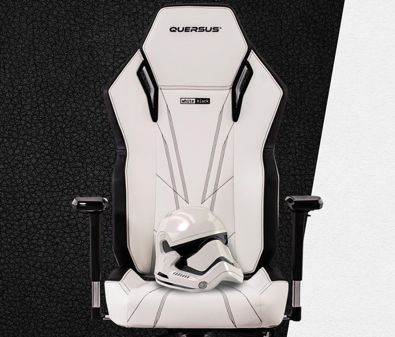 chaise gaming quersus